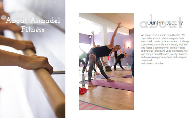 Annadel Fitness